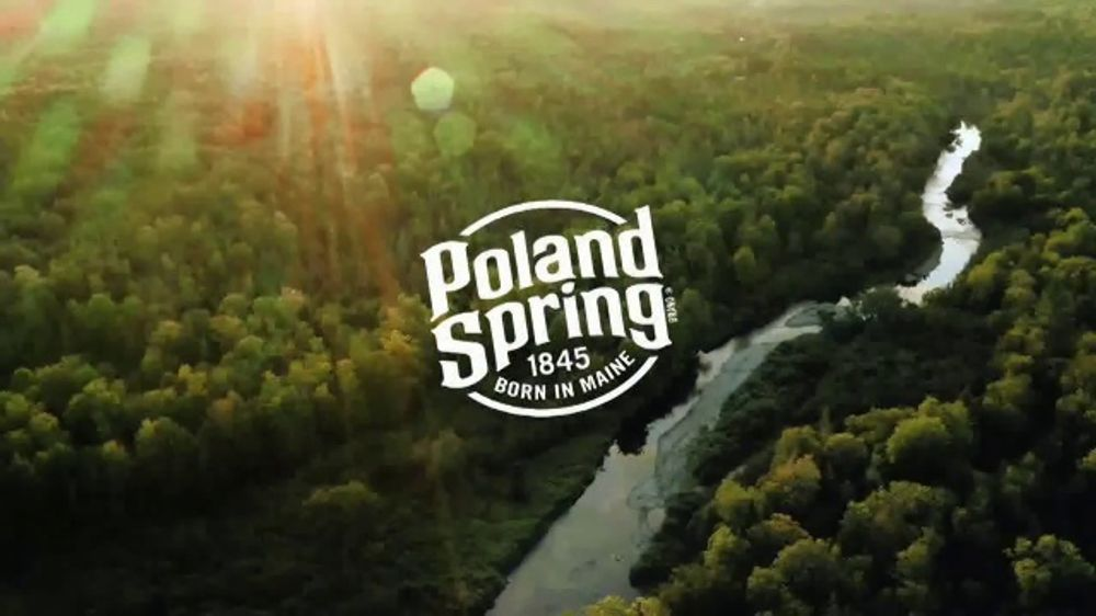 Poland Spring Natural Spring Water TV Commercial, 'My Journey' Song by Barns Courtney