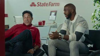 State Farm TV Spot, 'Think Ahead (Home)' Featuring Chris Paul, Oscar Nuñez - Thumbnail 4