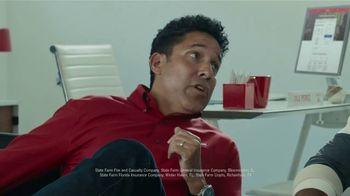 State Farm TV Spot, 'Think Ahead (Home)' Featuring Chris Paul, Oscar Nuñez - Thumbnail 6