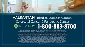 Injury News TV Spot, 'Valsartan Linked to Stomach Cancer' - Thumbnail 4