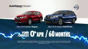 AutoNation 72 Hour Flash Sale TV Spot, '2019 Nissan Rogue and Pathfinder' - Thumbnail 5