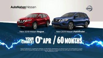 AutoNation 72 Hour Flash Sale TV Spot, '2019 Nissan Rogue and Pathfinder' - Thumbnail 6