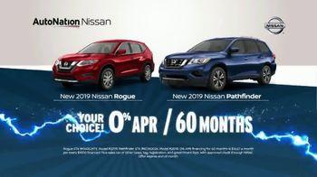 AutoNation 72 Hour Flash Sale TV Spot, '2019 Nissan Rogue and Pathfinder' - Thumbnail 7