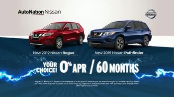 AutoNation 72 Hour Flash Sale TV Spot, '2019 Nissan Rogue and Pathfinder' - Thumbnail 8