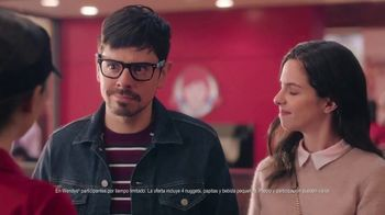 Wendy's Biggie Bag TV Spot, 'Sin regateo'  [Spanish] - Thumbnail 5