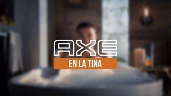 Axe Dark Temptation TV Spot, 'En la tina' [Spanish] - Thumbnail 1