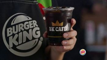 Burger King BK Café TV Spot, 'Tu manera' [Spanish] - Thumbnail 1