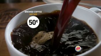 Burger King BK Café TV Spot, 'Tu manera' [Spanish] - Thumbnail 3
