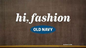 Old Navy TV Spot, 'Estilos primaverales' [Spanish] - Thumbnail 1