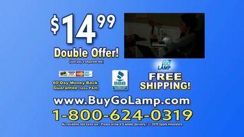 Go Lamp TV Spot, 'Flexible Light' - Thumbnail 10