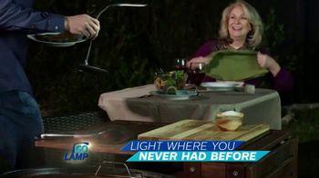 Go Lamp TV Spot, 'Flexible Light' - Thumbnail 6