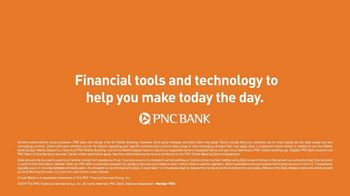 PNC Bank Virtual Wallet TV Spot, 'Pager' - Thumbnail 10