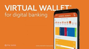 PNC Bank Virtual Wallet TV Spot, 'Pager' - Thumbnail 5