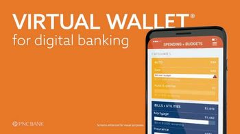 PNC Bank Virtual Wallet TV Spot, 'Pager' - Thumbnail 7