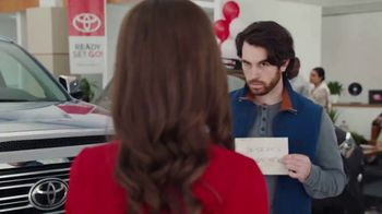 Toyota Ready Set Go! TV Spot, 'Wherever You Want to Go' [T2]