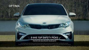 Kia Spring Savings Time TV Spot, 'Quality: The Kia Badge' [T2]