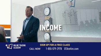 Online Trading Academy TV Spot, 'Income Strategies'