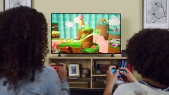 Yoshi's Crafted World TV Spot, 'Nickelodeon: On the Flip Side'