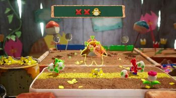 Yoshi's Crafted World TV Spot, 'Nickelodeon: On the Flip Side' - Thumbnail 3