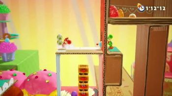 Yoshi's Crafted World TV Spot, 'Nickelodeon: On the Flip Side' - Thumbnail 4