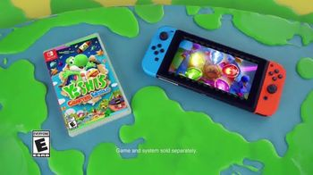 Yoshi's Crafted World TV Spot, 'Nickelodeon: On the Flip Side' - Thumbnail 8