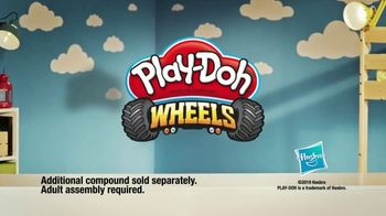 Play-Doh Wheels TV Spot, 'Disney Channel: Use Your Creativity' - Thumbnail 9
