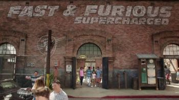 Fast & Furious: Supercharged TV Spot, 'Wild Ride' - Thumbnail 1