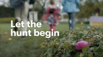 Hershey's Kisses TV Spot, 'Heartwarming the World: Easter Egg Hunt' Song by Roger Hodgson - Thumbnail 9