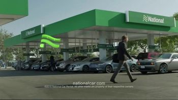National Car Rental TV Spot, 'Out of Your Control' Featuring Patrick Warburton - Thumbnail 10