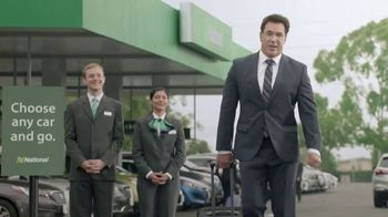 National Car Rental TV Spot, 'Out of Your Control' Featuring Patrick Warburton - Thumbnail 6