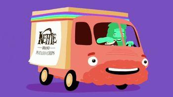 Kettle Brand Potato Chips TV Spot, 'Borrowed Van'