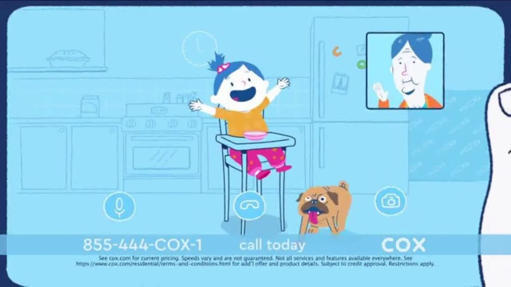 Cox High Speed Internet TV Commercial, 'Plans That Fit Your Life' - Video