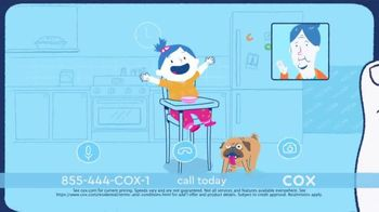 Cox High Speed Internet TV Spot, 'Plans That Fit Your Life'
