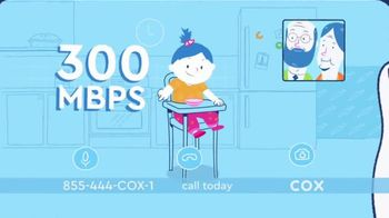 Cox High Speed Internet TV Spot, 'Plans That Fit Your Life' - Thumbnail 6