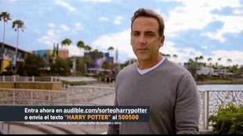 Audible Inc. TV Spot, 'Universal Orlando Resort sorteo' con Carlos Ponce [Spanish] - Thumbnail 1
