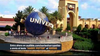 Audible Inc. TV Spot, 'Universal Orlando Resort sorteo' con Carlos Ponce [Spanish] - Thumbnail 2