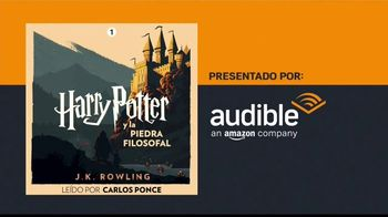 Audible Inc. TV Spot, 'Universal Orlando Resort sorteo' con Carlos Ponce [Spanish] - Thumbnail 5