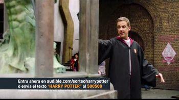 Audible Inc. TV Spot, 'Universal Orlando Resort sorteo' con Carlos Ponce [Spanish] - Thumbnail 6
