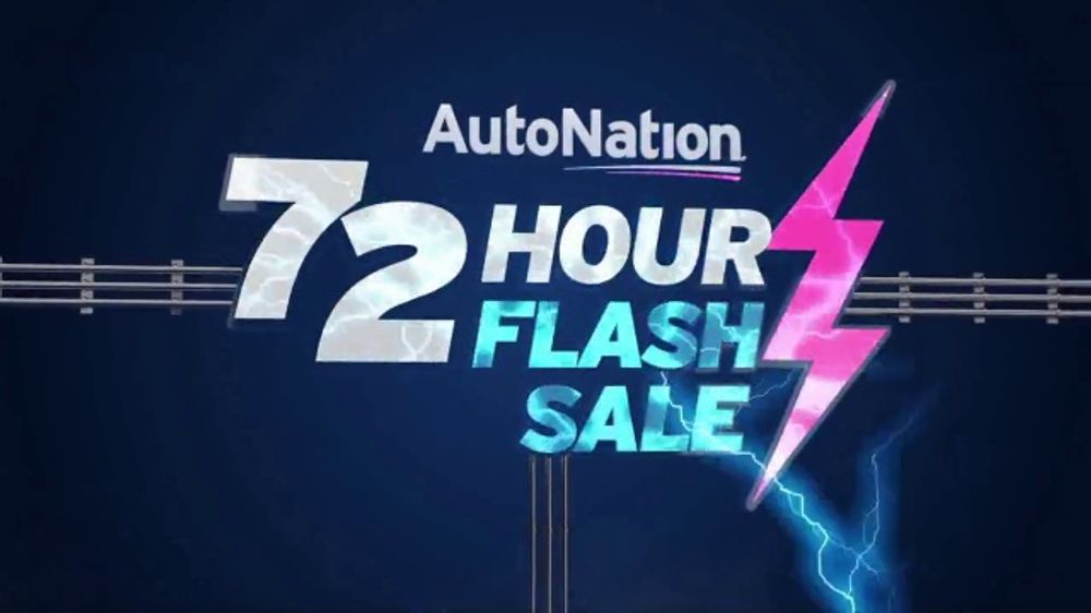 AutoNation 72 Hour Flash Sale TV Commercial, '2019 Subaru Forester and Outback'