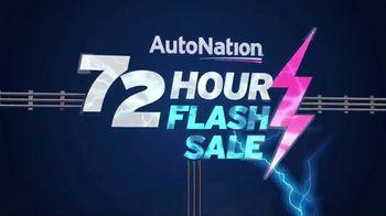 AutoNation 72 Hour Flash Sale TV Spot, '2019 Subaru Forester and Outback'
