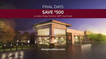Sleep Number TV Spot, 'Smarter Sleep: 48-Month Financing' - Thumbnail 9