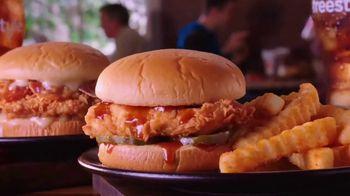 Zaxby's TV Spot, 'Shazam!: Fried Chicken Sandwiches' - Thumbnail 8