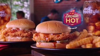 Zaxby's TV Spot, 'Shazam!: Fried Chicken Sandwiches' - Thumbnail 9