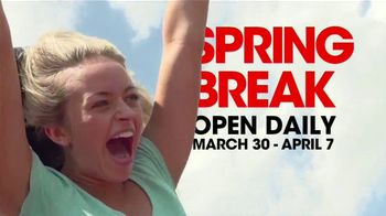 Six Flags Spring Break TV Spot, '2019 Season Pass: Go Faster' - Thumbnail 3