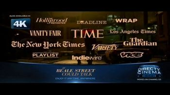 DIRECTV Cinema TV Spot, 'If Beale Street Could Talk' - Thumbnail 1
