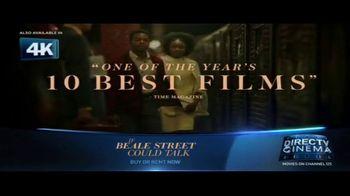 DIRECTV Cinema TV Spot, 'If Beale Street Could Talk' - Thumbnail 2