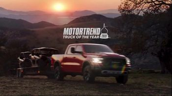 Ram Truck Month TV Spot, 'Lead or Be Led: Capability' Song by A Thousand Horses [T2] - Thumbnail 6