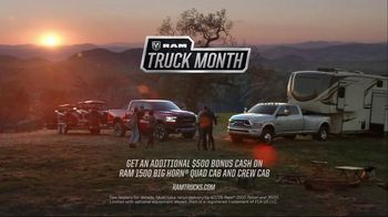 Ram Truck Month TV Spot, 'Lead or Be Led: Capability' Song by A Thousand Horses [T2] - Thumbnail 7