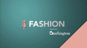 Burlington TV Spot, 'Ion Television: A Closer Look at Fashion' - Thumbnail 1
