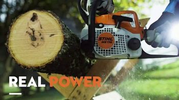 STIHL TV Spot, 'This Season: Chain Saw and Battery Blower'